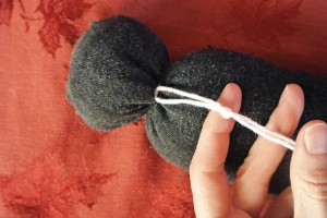 Sock Caterpillar Second Segment